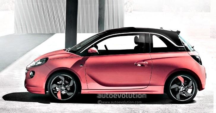 Opel Adam Officially Unveiled Autoevolution
