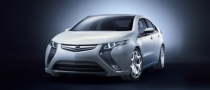 Opel Ampera Mules Road Tests Begin