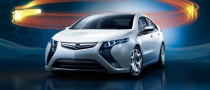 Opel Ampera Official Photo