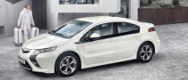 Opel Ampera Production Car to Premiere in Geneva