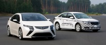 Opel Ampera to Attend Geneva in Style