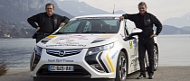 Opel Ampera Wins 2012 Monte Carlo Rally for EVs