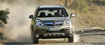 Opel Antara Brings FWD, 2,000 Euro Price Saving