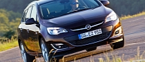 Opel Astra Gets New 1.6 CDTI Diesel Engine With 136 HP