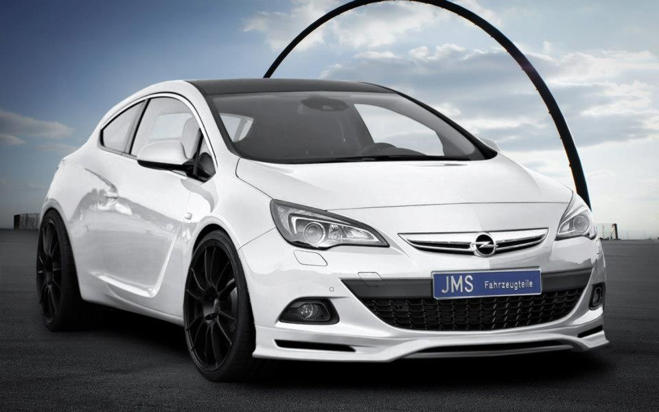 opel astra gtc by jms tuning autoevolution. Black Bedroom Furniture Sets. Home Design Ideas