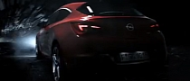 Opel Astra GTC Commercial: Cries Out for Asphalt