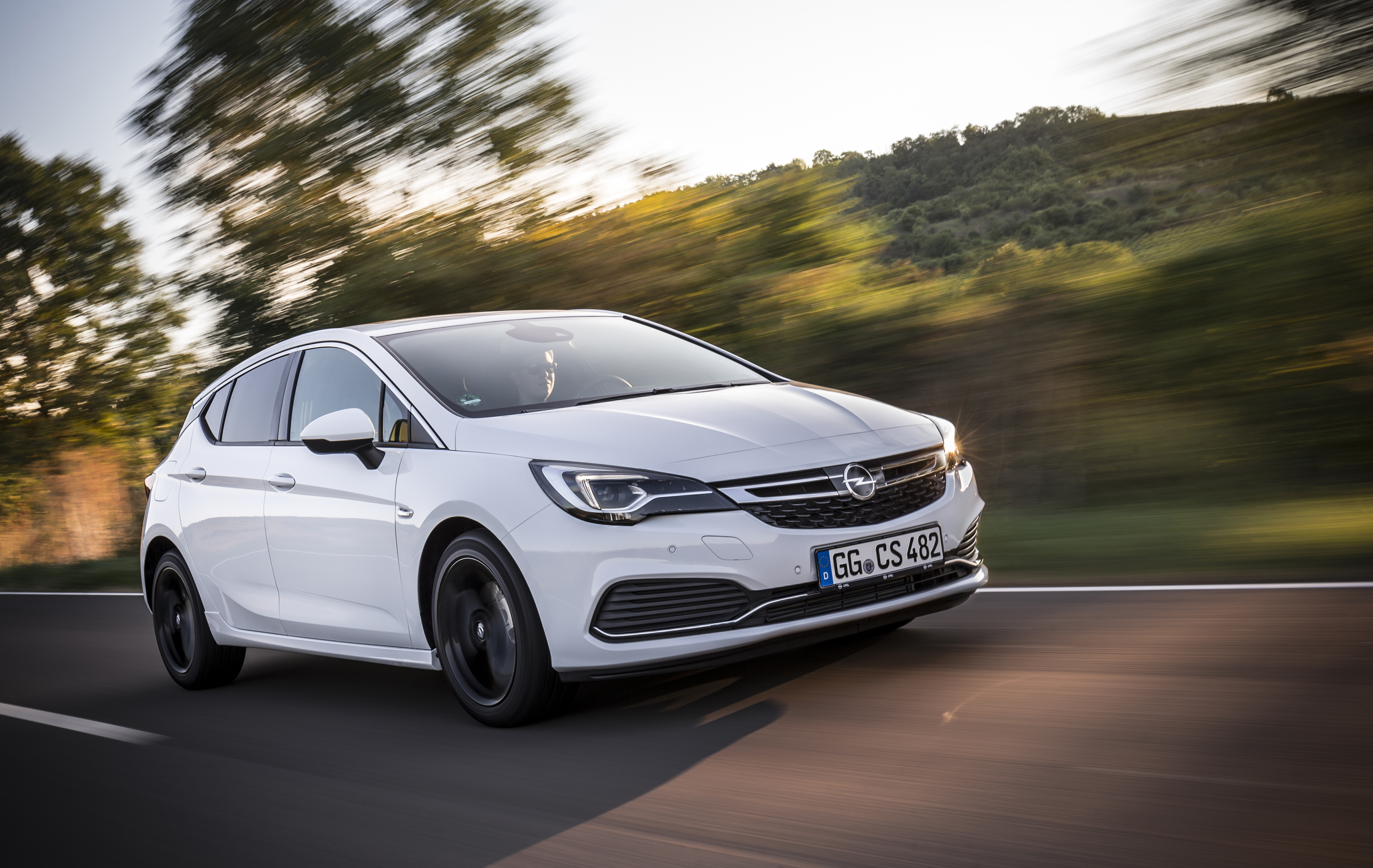Opel Astra K Gains OPC Line Sport Pack - autoevolution