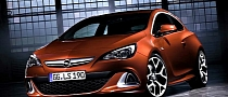 Opel Astra OPC Could Be Turned into a Buick