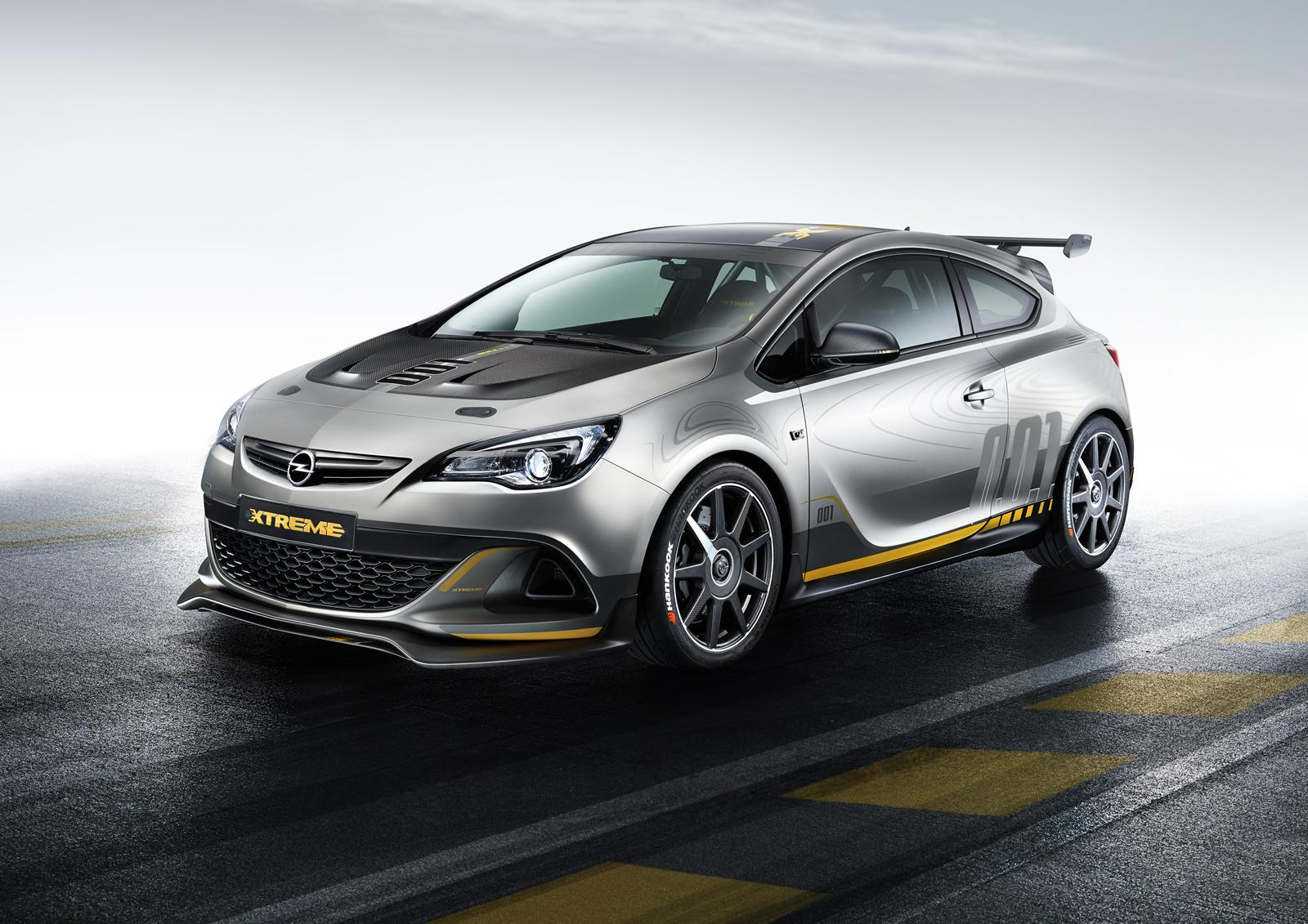 opel astra opc extreme 300 hp hot hatch with carbon. Black Bedroom Furniture Sets. Home Design Ideas