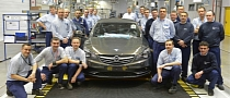 Opel Cascada Enters Production in Gliwice, Poland