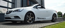 Opel Cascada Gets Custom Wheels from Steinmetz [Video] [Photo Gallery]