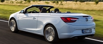Opel Cascada Gets New 1.6-Liter Turbo with 200 hp and 300 Nm