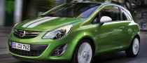 Opel Corsa 1.3 CDTI ecoFLEX is Presented at Bologna Motor Show