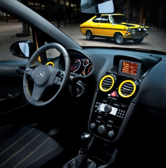 the exterior modification also include the bodywork with the corsa receiving a more muscular appearance thanks to the body kit and the 17 inch - Opel Corsa Color Edition
