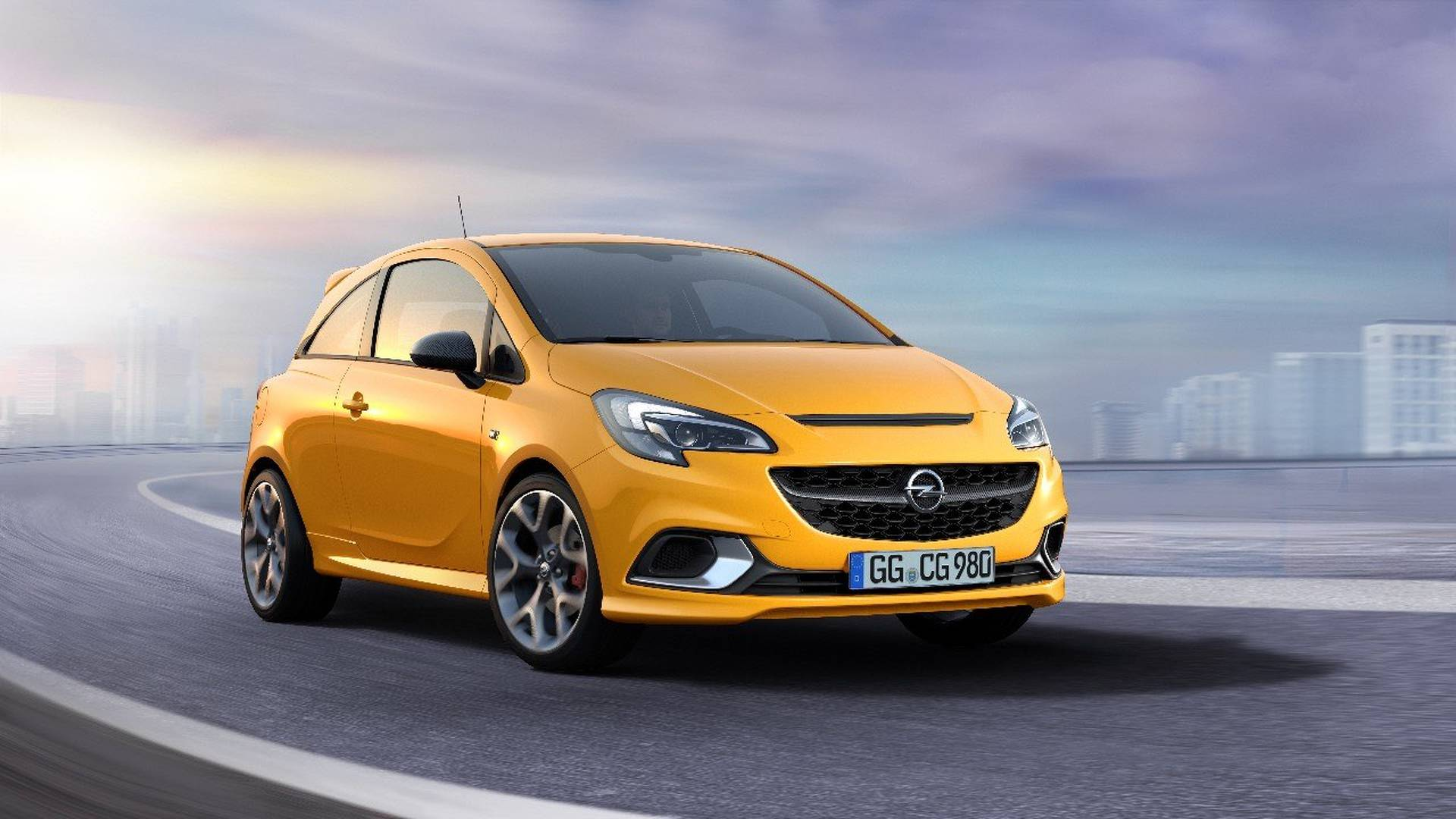 2018 opel corsa gsi launched as a slightly colder hot. Black Bedroom Furniture Sets. Home Design Ideas
