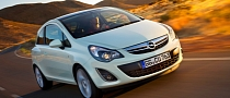 Opel Corsa to Be Built in Belarus in 2014