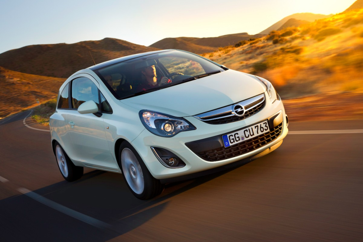 opel corsa to be built in belarus in 2014 autoevolution. Black Bedroom Furniture Sets. Home Design Ideas