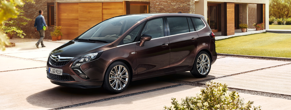 opel denies that zafira co2 emissions exceed official claims by 20 percent autoevolution. Black Bedroom Furniture Sets. Home Design Ideas