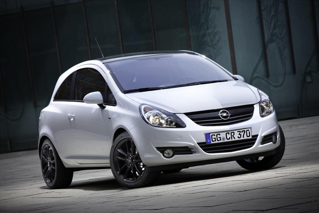 opel corsa photo - Opel Corsa Color Edition