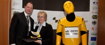 Opel Eye System Gets Euro NCAP Award