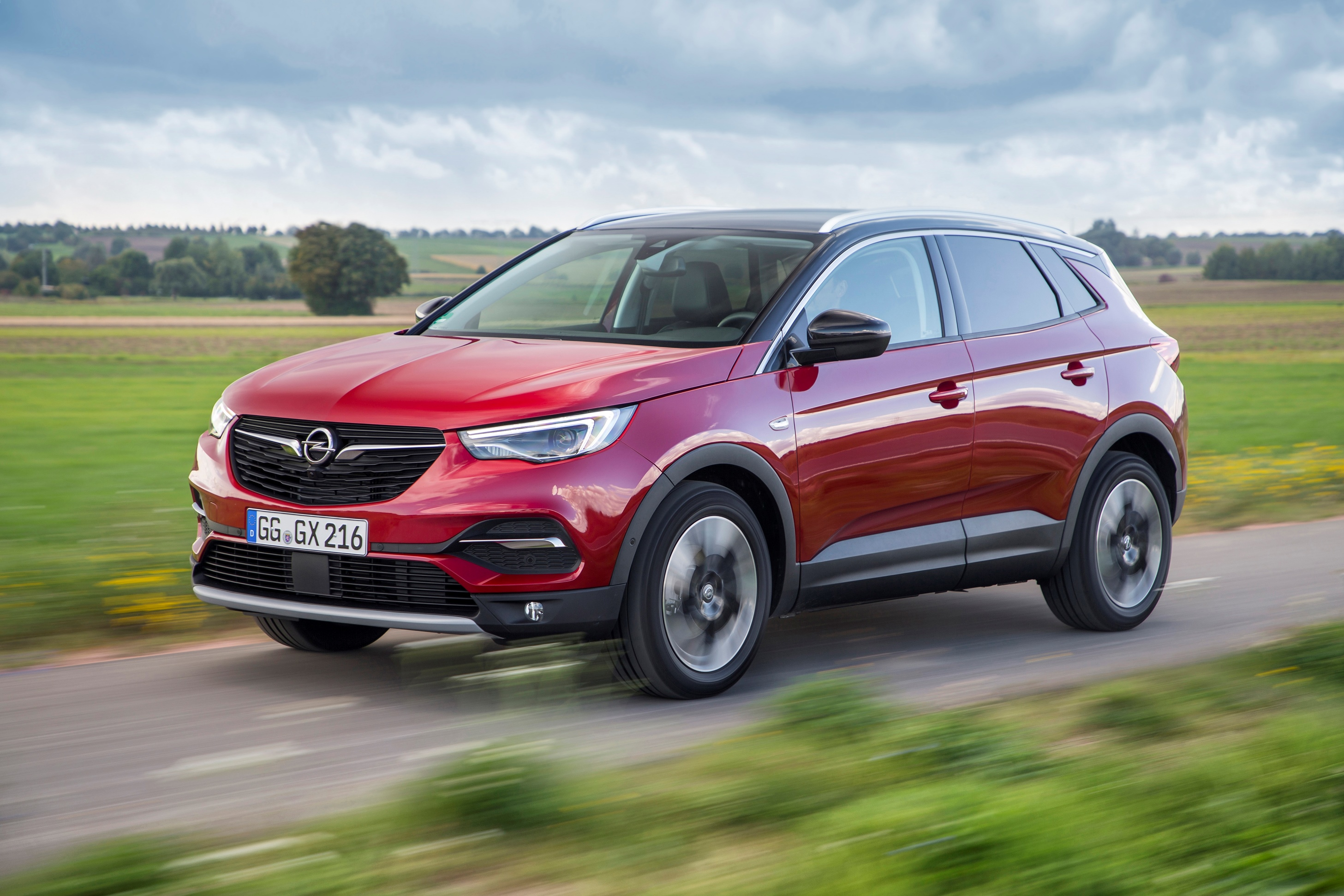 Opel Grandland X Switching Production To Germany In 2019 Phev