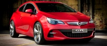 Opel GTC Paris Concept More Details and Photos Revealed