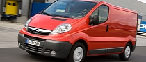 Opel Has Produced Half a Million Vivaro Units