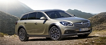 Opel Insignia Country Tourer Unveiled [Photo Gallery]