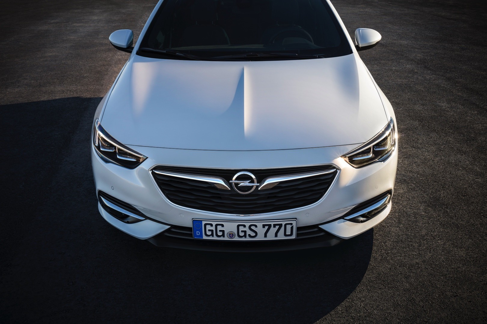 Opel Insignia Grand Sport Could Get A Coupe Version  autoevolution