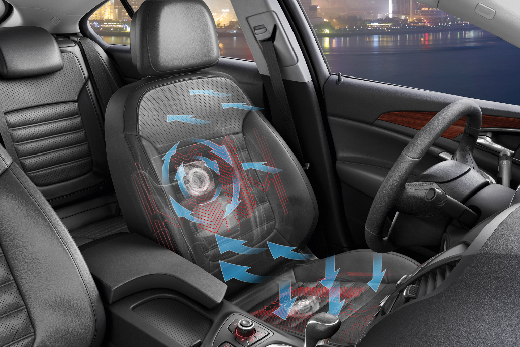 Car Massage Seat Mercedes