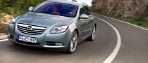 Opel Insignia Gets LPG Version