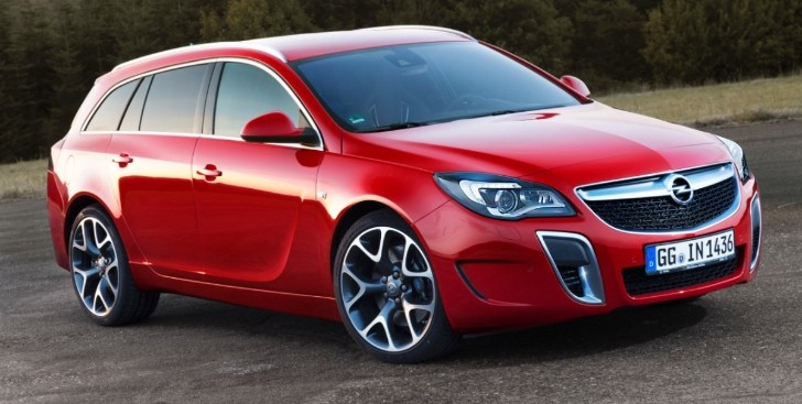 Opel Insignia OPC Facelift Revealed ahead of Frankfurt Debut [Photo Gallery]