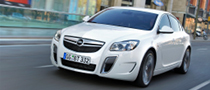 Opel Insignia OPC with 6-Speed Automatic Gearbox