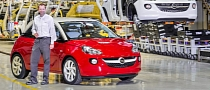 Opel Invests €8 Million in Eisenach Paint Shop to Boost Adam Production