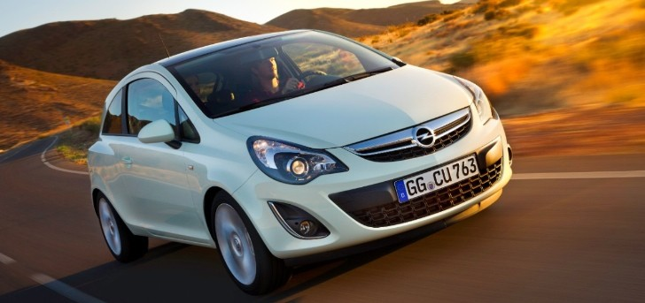 Opel Likely to Develop Next Corsa Without Peugeot-Citroen, Due in Late 2018