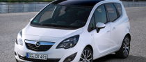 Opel Meriva Design Edition Now Available