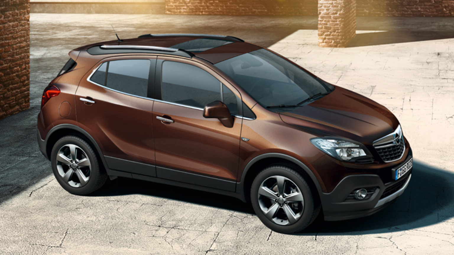 Opel Mokka Moscow Edition to Premiere at the Moscow Auto ...