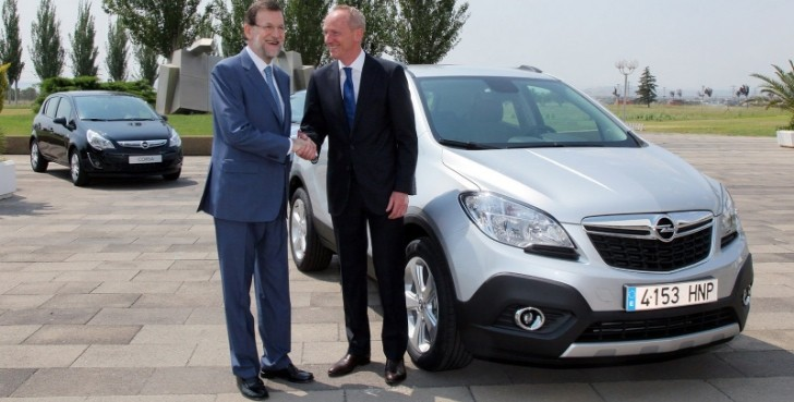 Opel Mokka Production Moving to Spain in 2014