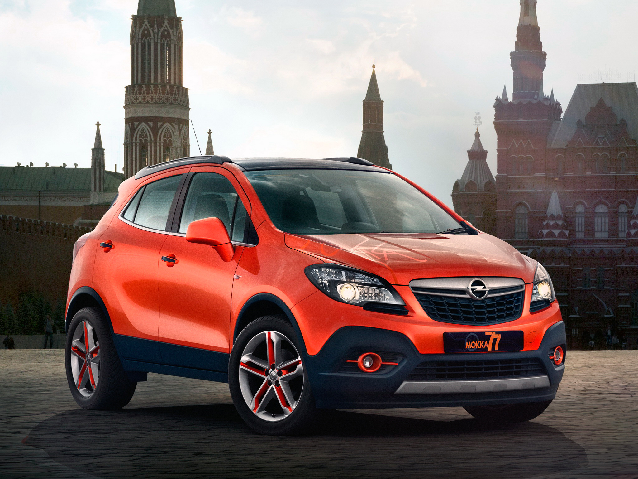 opel mokka registers 300 000 sales becomes 3rd best seller after corsa and astra autoevolution. Black Bedroom Furniture Sets. Home Design Ideas