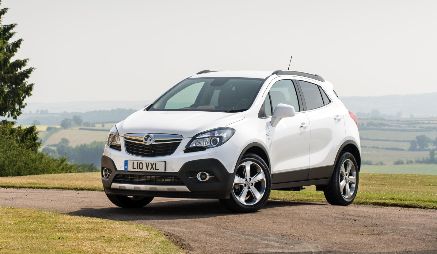 opel mokka success 200 000 orders in 18 months autoevolution. Black Bedroom Furniture Sets. Home Design Ideas