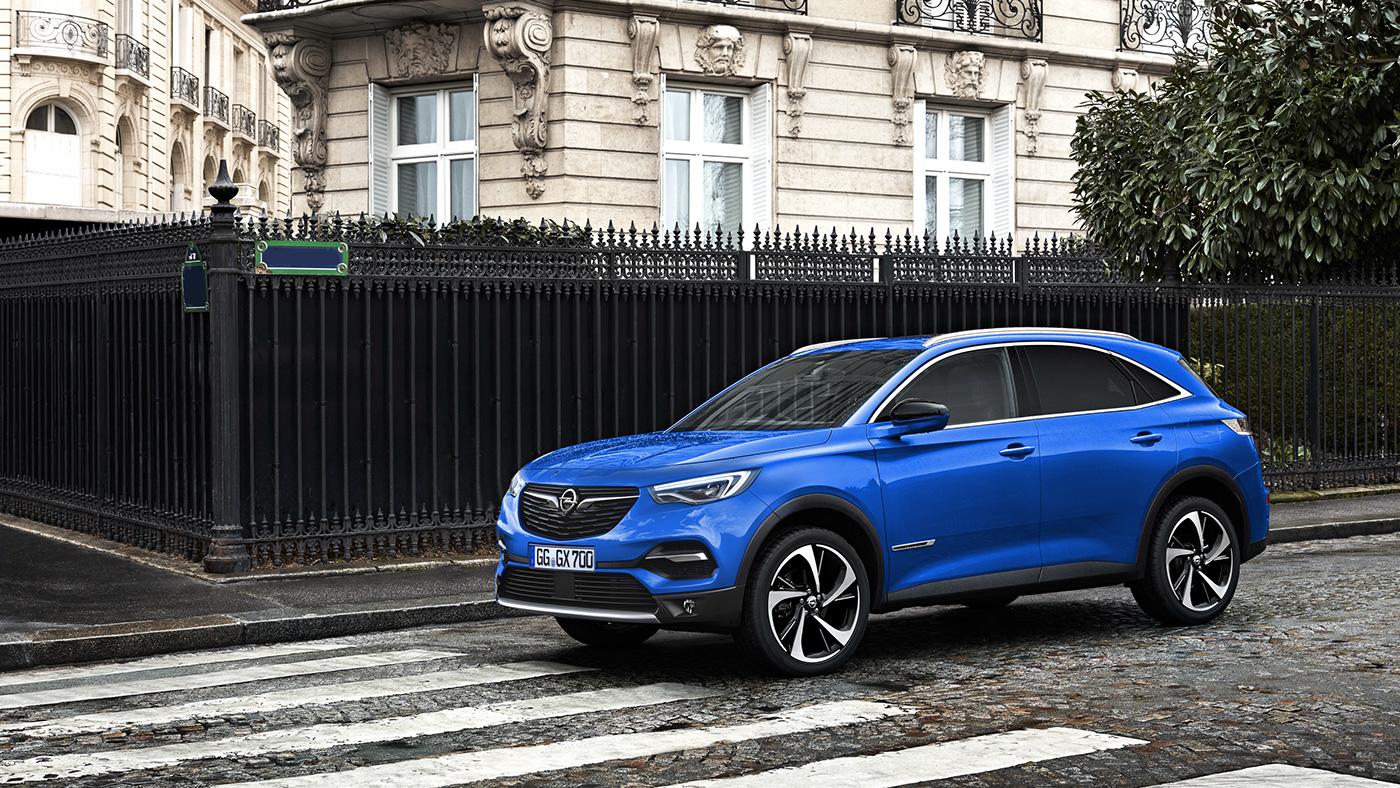 opel omega x imagined as automaker's upcoming flagship suv