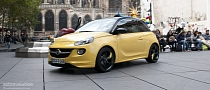 Opel Presents Adam in Paris Ahead of Motor Show [Live Photos]