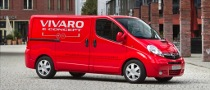 Opel Previews Vivaro e-Concept