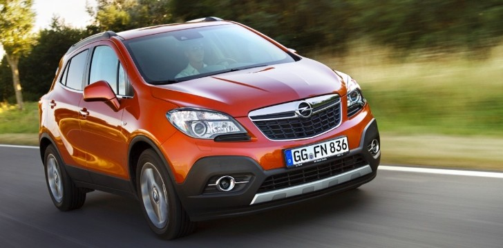 Opel Registers 100,000 Orders for Mokka across Europe