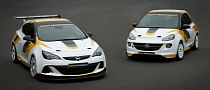 Opel Returns to Motorsport With Astra OPC Cup and Adam Cup [Video] [Photo Gallery]