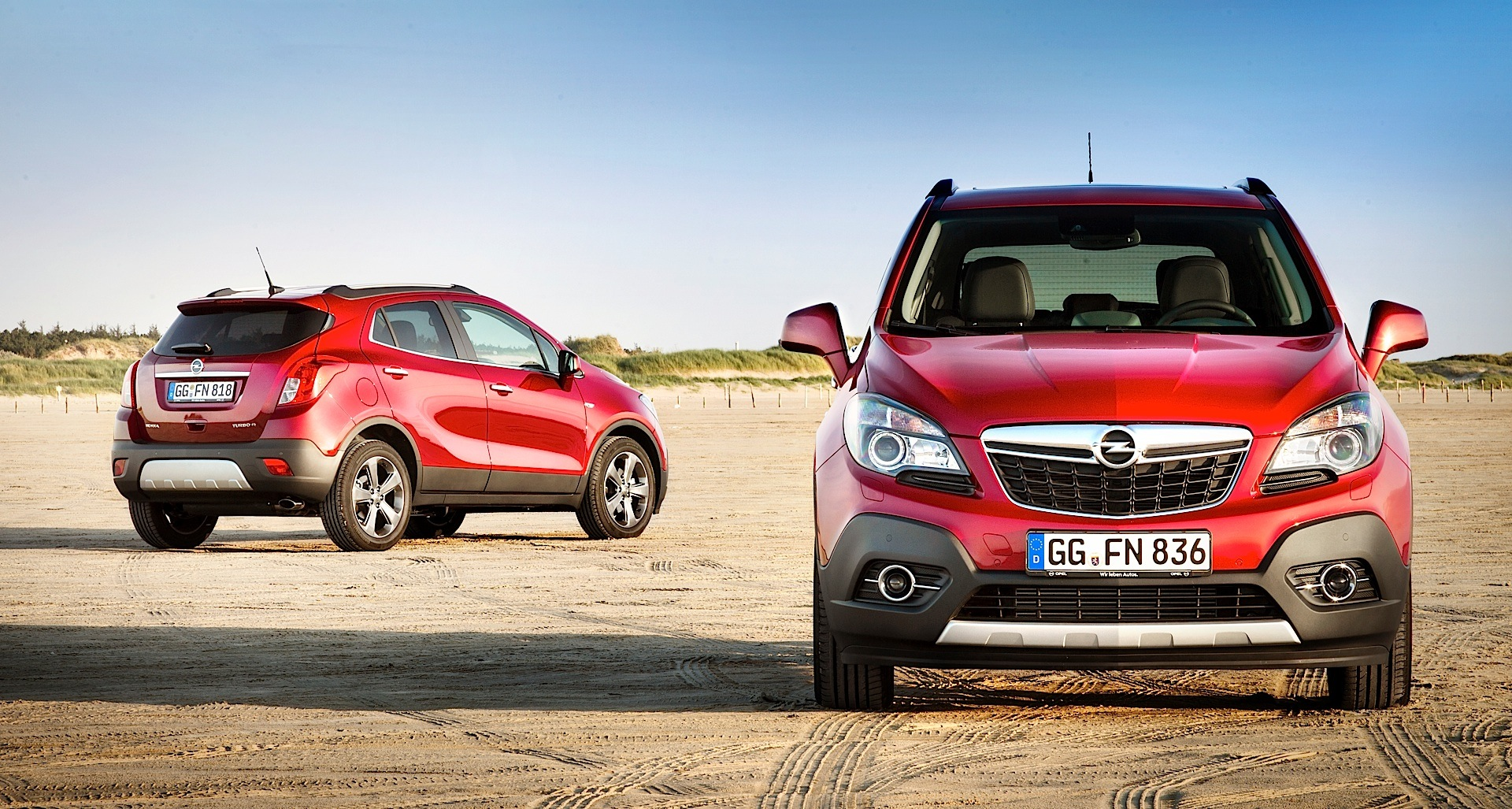 opel sales rise in first three months of 2015 backed by mokka demand autoevolution. Black Bedroom Furniture Sets. Home Design Ideas