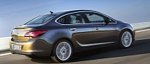 Opel Unveils New Astra Sedan