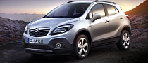 Opel / Vauxhall Mokka Crossover Revealed