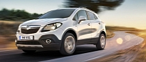 Opel / Vauxhall Mokka Ready to Bow in Geneva