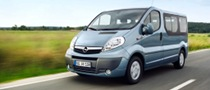 Opel Vivaro Combi ecoFLEX Rolled Out